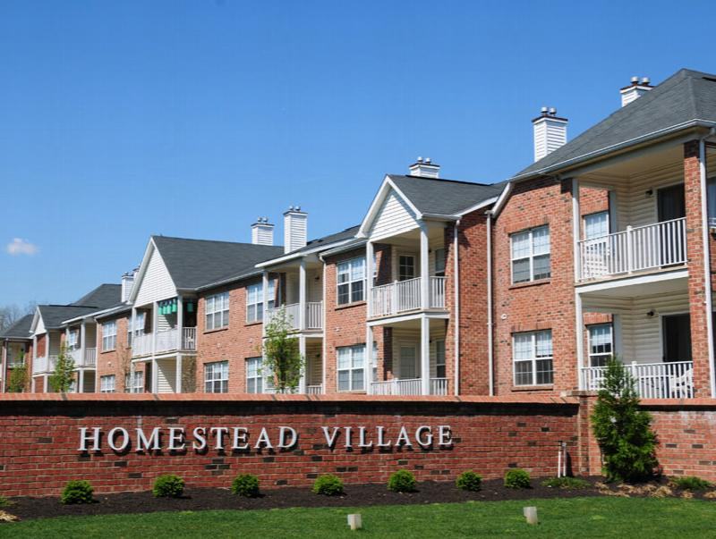 Homestead Village Exterior